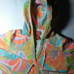 Lucky Brand Womens Hoodie Size Medium Preowned